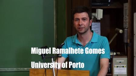 New Faces Miguel Ramalhete Gomes