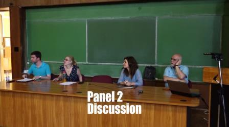 New Faces - Szeged Panel 2 discussion